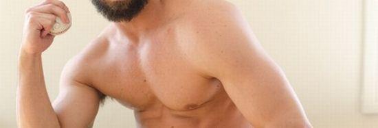 テストステロン(男性ホルモン)の効果画像